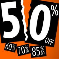 72 horas de Loucura c/ descontos de até 85% na Lets