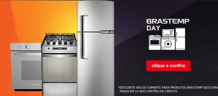 Brastemp Day na Americanas