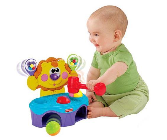 Até 30% de desconto em brinquedos para bebês na Americanas