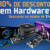 Megamamute: Cupom de desconto de 10% em Hardware