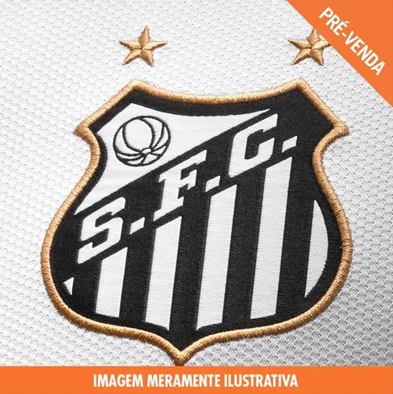 Nova camisa do Santos FC em pré-venda na Nike Store