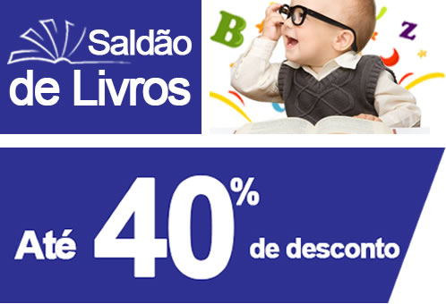 Ri Happy: Saldão de Livros Infantis com até 40% de desconto