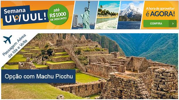 Semana UHUUL Hotel Urbano: Até R$ 1000 de desconto em pacotes de viagens