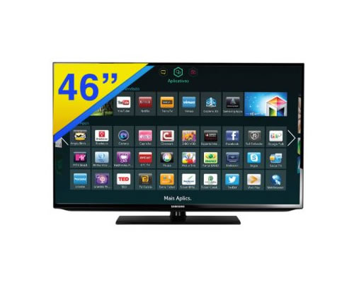 Smart TV 46 Full HD LED Samsung por R$ 1.749,90 no Clube do Ricardo