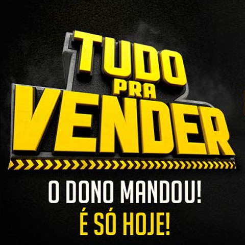 Ricardo Eletro: Tudo Pra Vender! O Dono Mandou! É só Hoje!