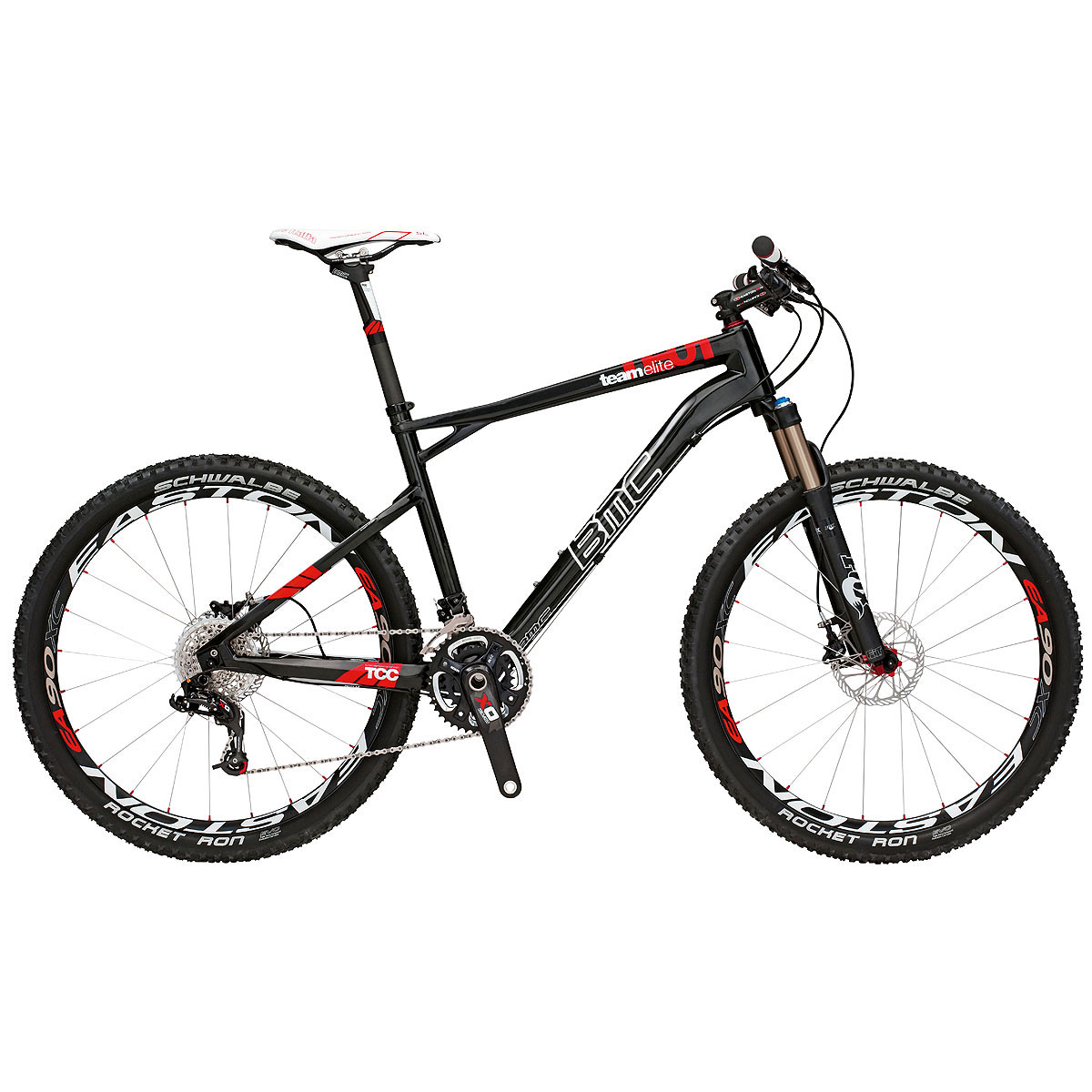 Bicicleta BMC Team Elite com 25% de desconto na Netshoes