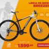 Centauro: Bicicletas Breezer com até 20% de desconto