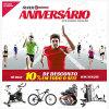 Niver Centauro: 10% de desconto em bikes, esteiras, estações de musculação...