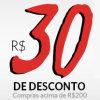Passarela: Cupons de R$ 30, R$ 20 e R$ 10 ainda valendo!