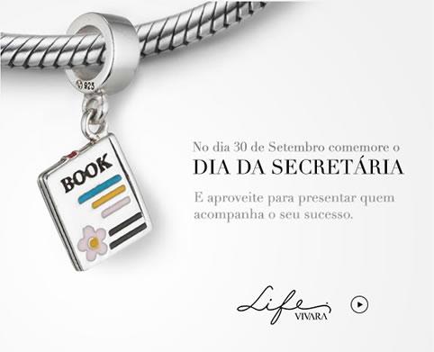 Ofertas para o Dia da Secretária na Vivara