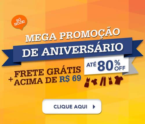 Posthaus: Mega Promoção de aniversário com até 80% de desconto