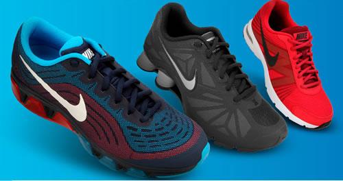 Tênis Nike com até 40% de desconto na Netshoes