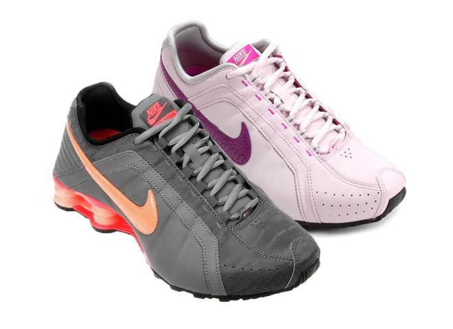 Nike Shox Junior c/até 29% de desconto na Netshoes