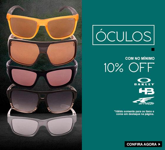 Cupom de desconto de 10% em óculos na Kanui