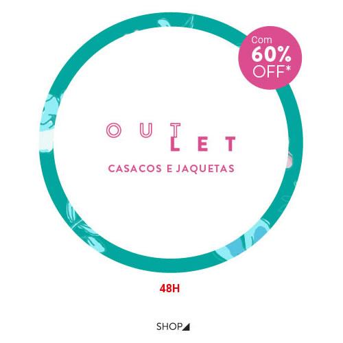Dafiti: Outlet de Casacos e Jaquetas com até 60% de desconto