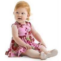 Outlet de roupas infantis na Posthaus