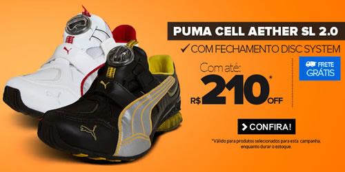 Puma Disc com até 30% de desconto na Dafiti Sports