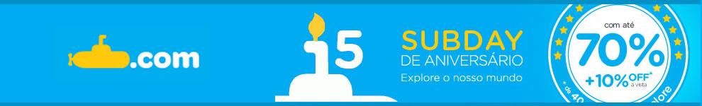 SubDay de Aniversário Submarino