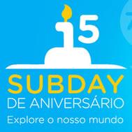 SubDay de Aniversário Submarino com até 70% de desconto