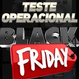 Teste para o Black Friday no Ricardo Eletro