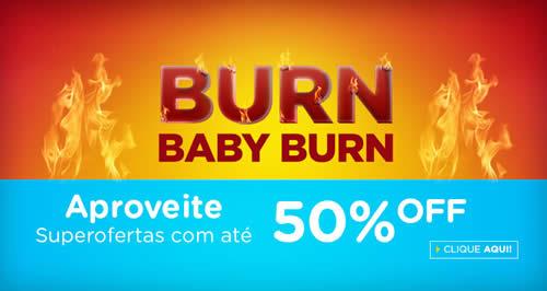 Baby Burn Submarino: Superofertas com até 50% de desconto