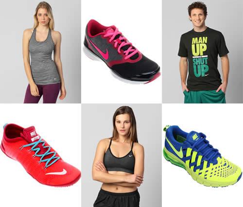 Netshoes: Festival Nike para treino com até 30% de desconto