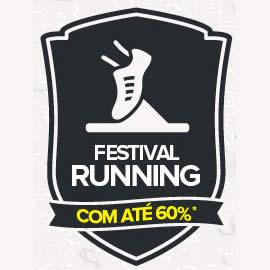 Até 60% de desconto em Festival Running na Dafiti Sports