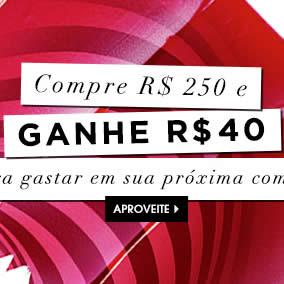 Sephora: Ganhe cupom de R$ 40 para próxima compra