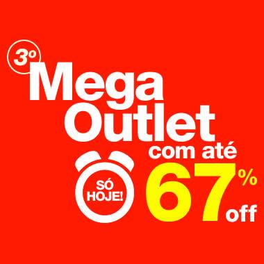 Polishop: Mega Outlet com até 67% off + R$ 100* de desconto