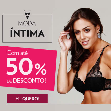 Marisa: Moda Íntima com até 50% de desconto