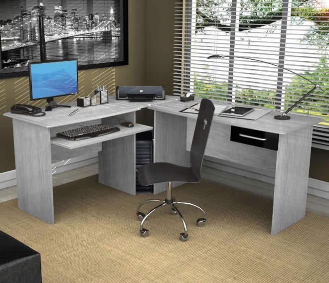 Móveis de escritório com até 35% de desconto no Pontofrio