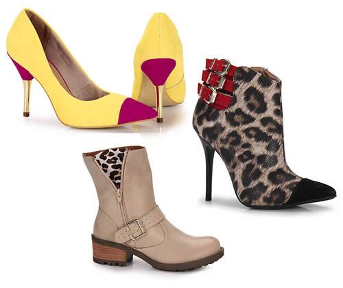 Passarela: Outlet de calçados com até 68% de desconto