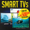 Ricardo Eletro: Smart TVs com até R$ 500 de desconto