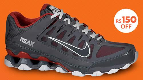 Netshoes: Nike Reax 8 com 43% de desconto