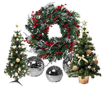 Submarino: 15% de desconto em árvores e enfeites de Natal