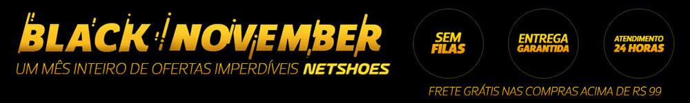 Black November Netshoes