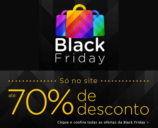 Black Friday Magazine Luiza com até 70% de desconto