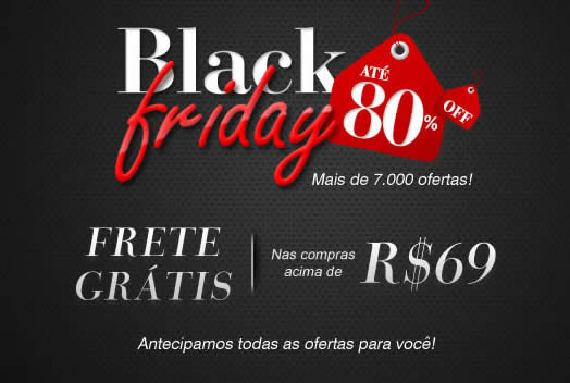 Black Friday Posthaus: Até 80% OFF + Cupom de R$10 + Frete Grátis