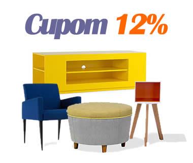 Cupom de desconto de 12% em todo o site Oppa