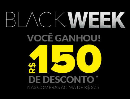 Black Week Dafiti Sports: Cupom de R$150 acima de R$375