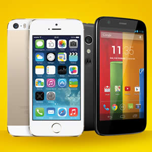 Ofertas de Smartphones no Submarino