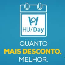 HU/Day: Descontos progressivos de até R$ 200 no Hotel Urbano
