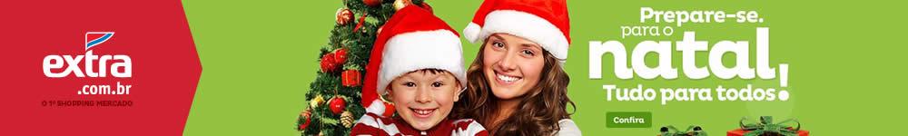 Ofertas de Natal no Extra