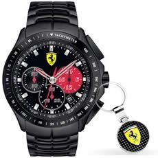 Vivara: Compre relógio Ferrari e ganhe um chaveiro de brinde