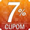Cupom de desconto de 7% no Hotel Urbano