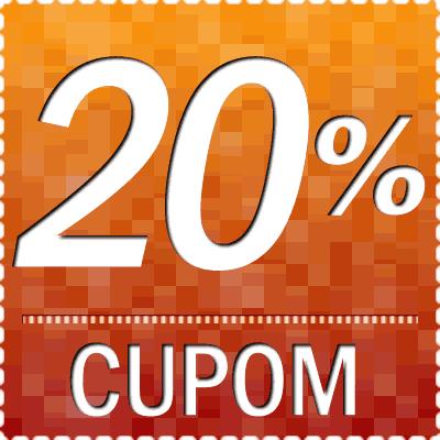 Cupons de desconto de até 20% na Bebê Store