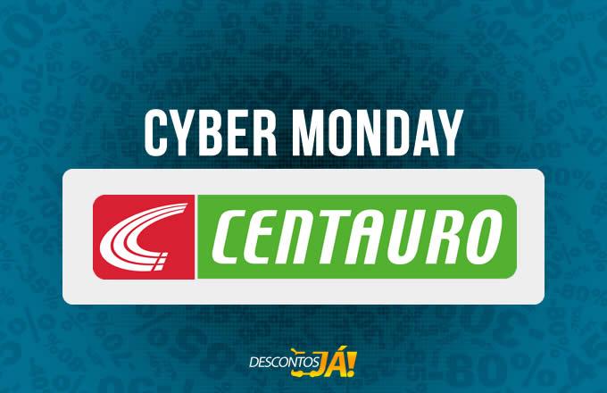 Centauro: Até 80% de desconto na Cyber Monday