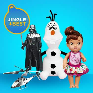 Submarino: Dia de brinquedos com até 70% de desconto