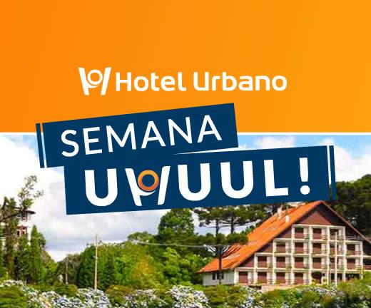 Semana Uhuul no Hotel Urbano