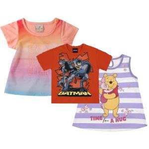 Promoção: Compre 3 blusas infantis e pague 2 na Bebê Store